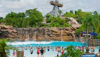 Disney's Typhoon Lagoon water park closed tomorrow due to cooler weather