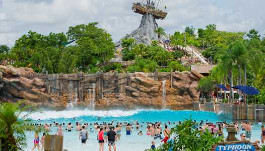 Disney's Typhoon Lagoon water park closed today due to colder weather