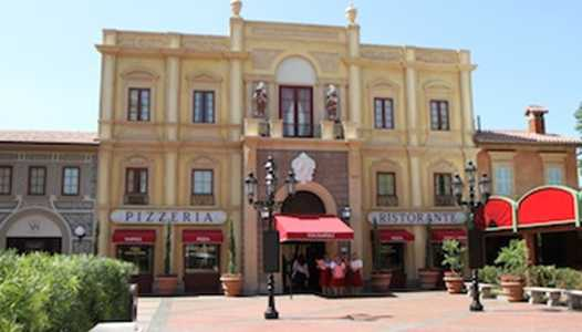 EPCOT's Via Napoli, Tutto Italia, Tutto Gusto to reopen with modified hours and menu