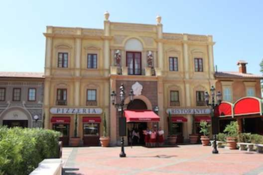 EPCOT's Via Napoli, Tutto Italia, Tutto Gusto to reopen with modified hours and menu