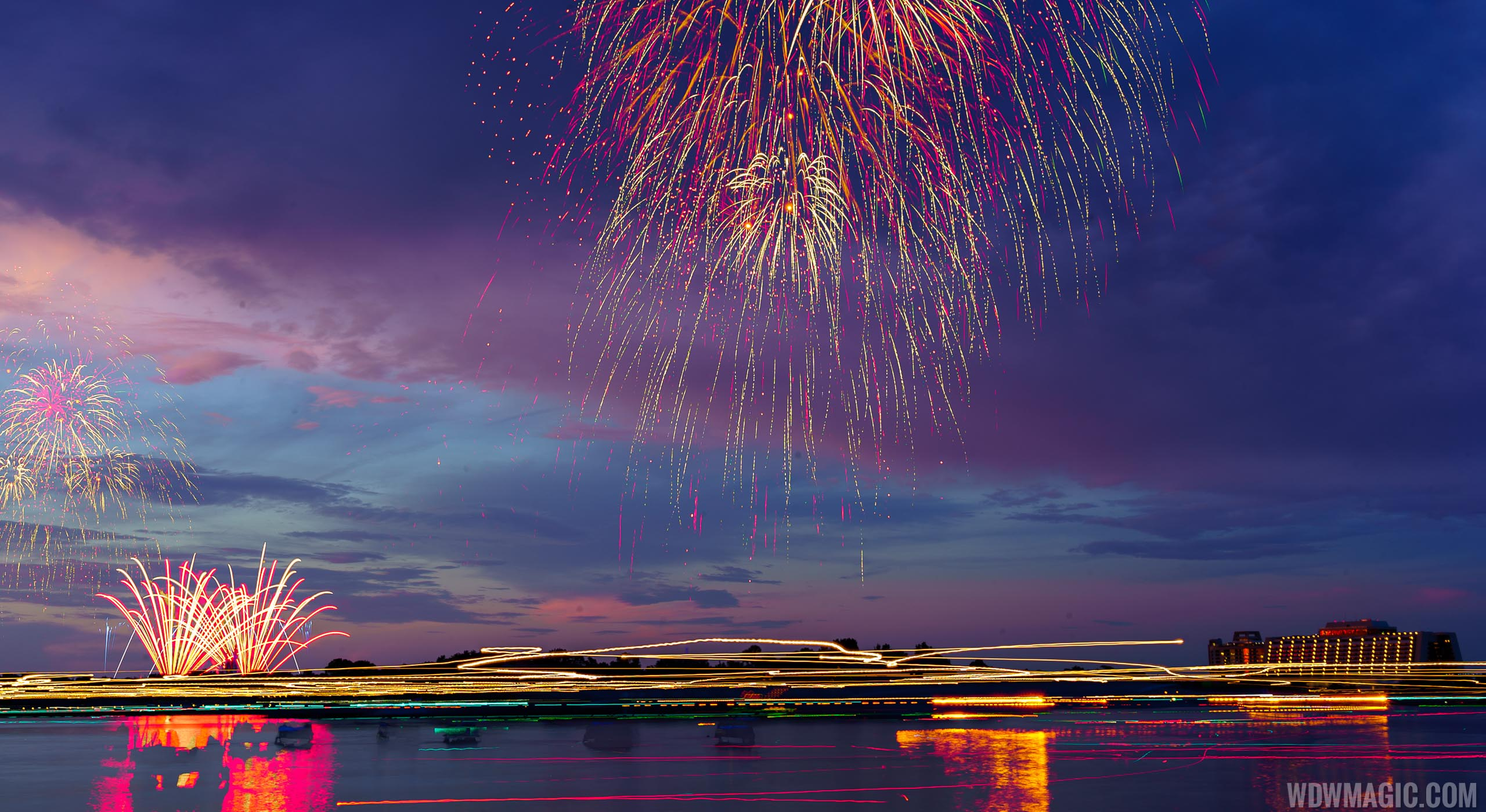 The Biggest and Best Walt Disney World Firework Shows