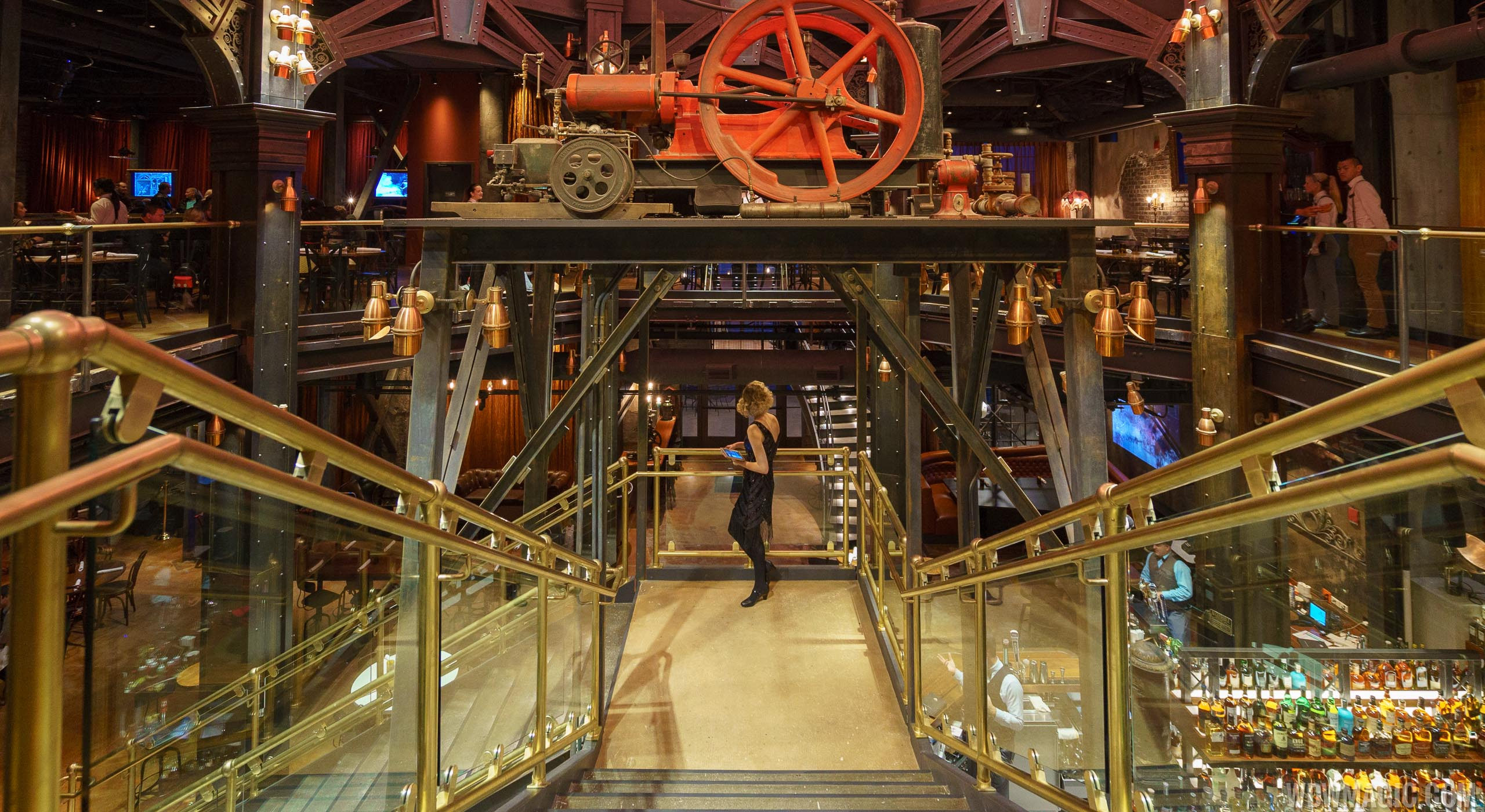 REVIEW - The Edison at Disney Springs
