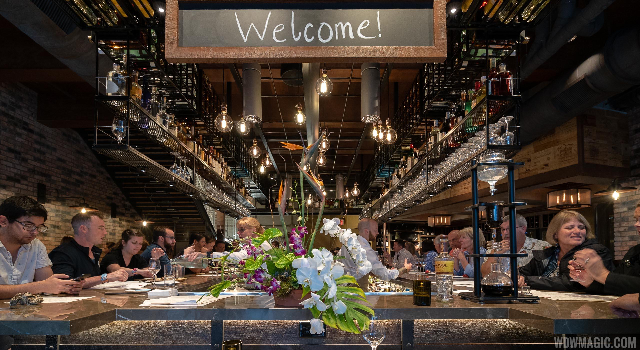 REVIEW - Wine Bar George at Disney Springs