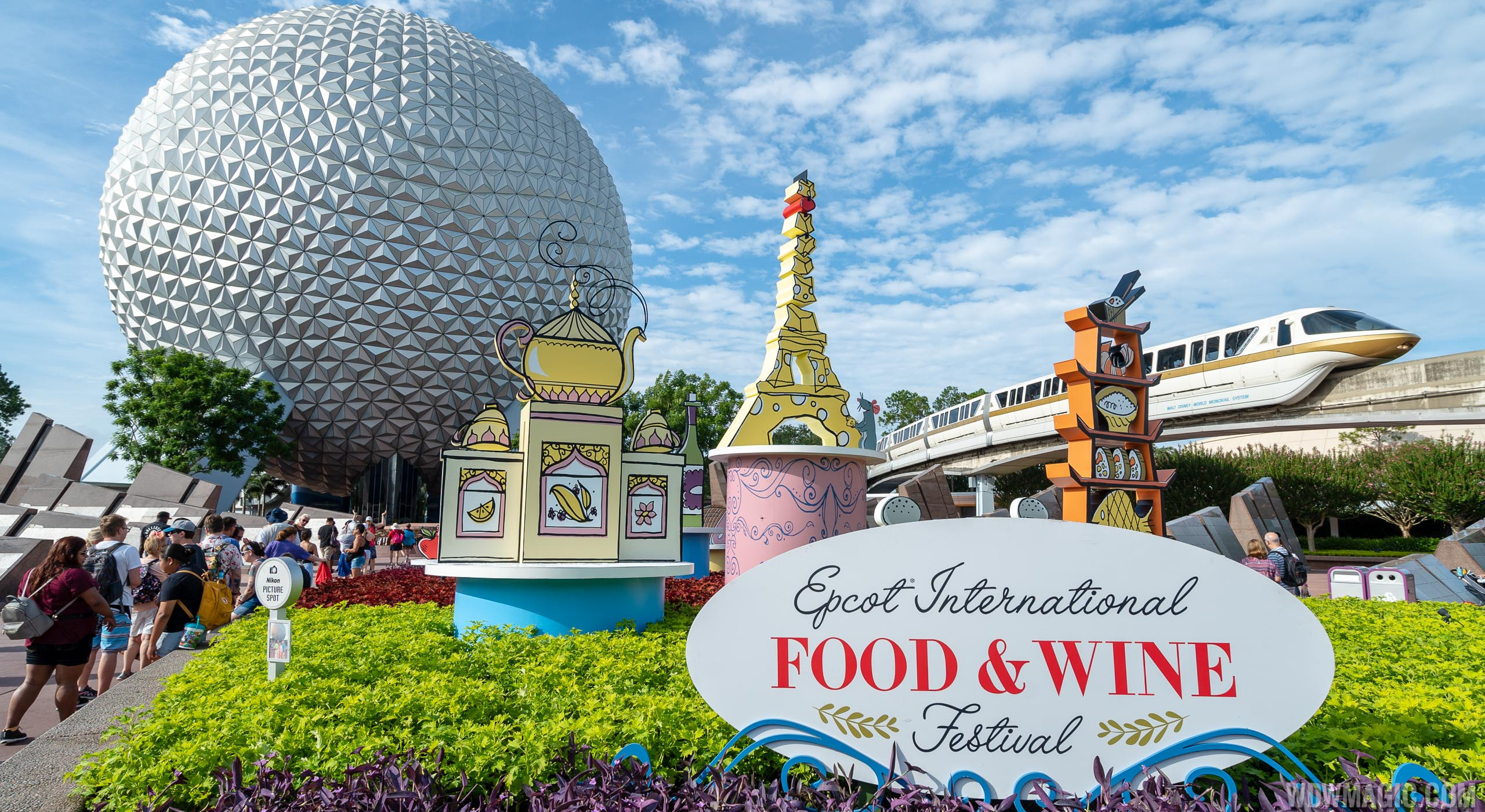 PHOTOS - 2018 Epcot Food and Wine Festival