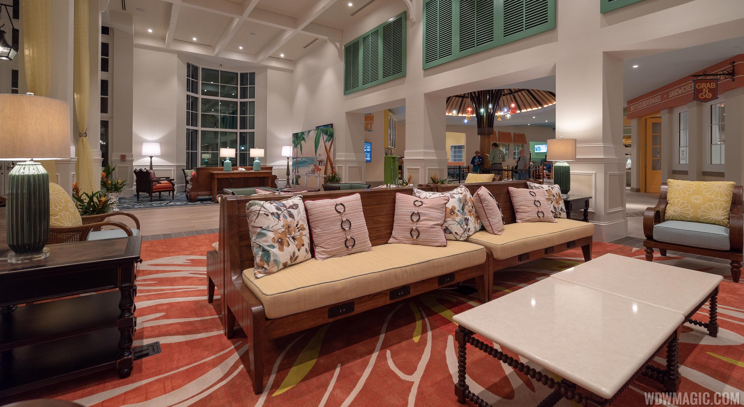 Everything new at the relaunch of Disney's Caribbean Beach Resort
