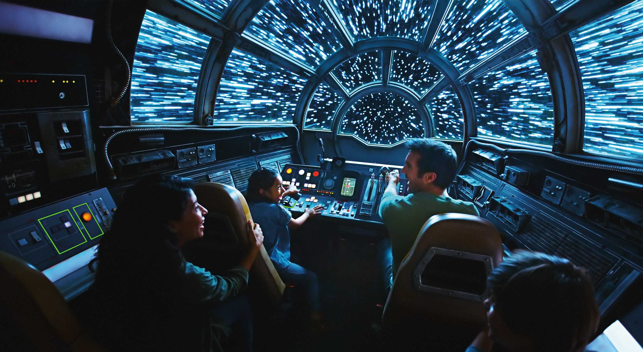 Opening date and more details for Star Wars Galaxy's Edge