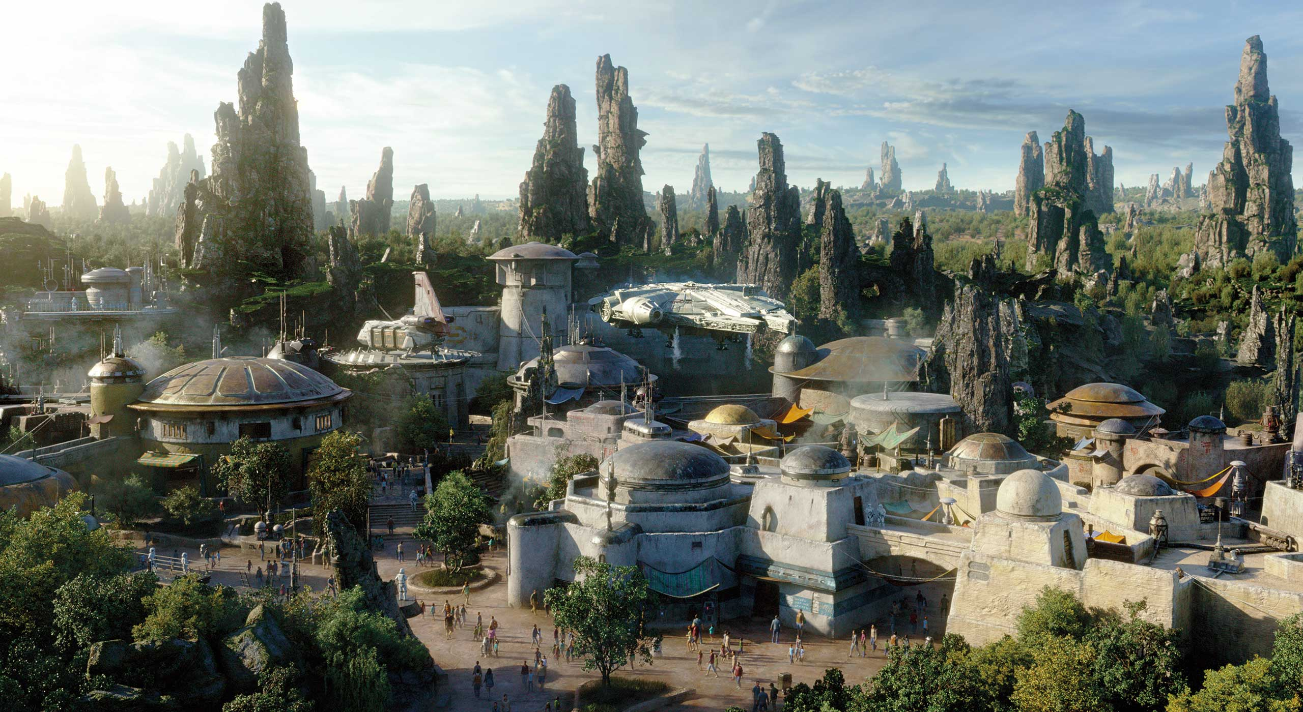 First reviews from Star Wars Galaxy's Edge at Disneyland