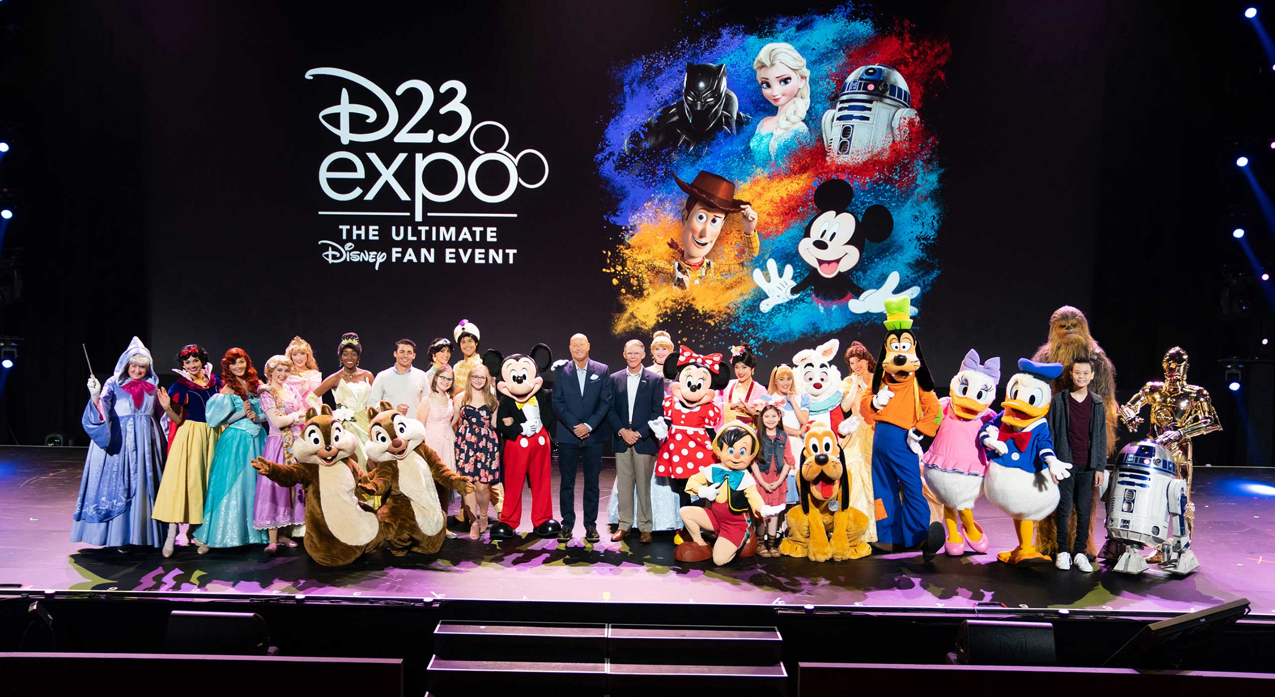 Everything announced for Walt Disney World at D23 EXPO