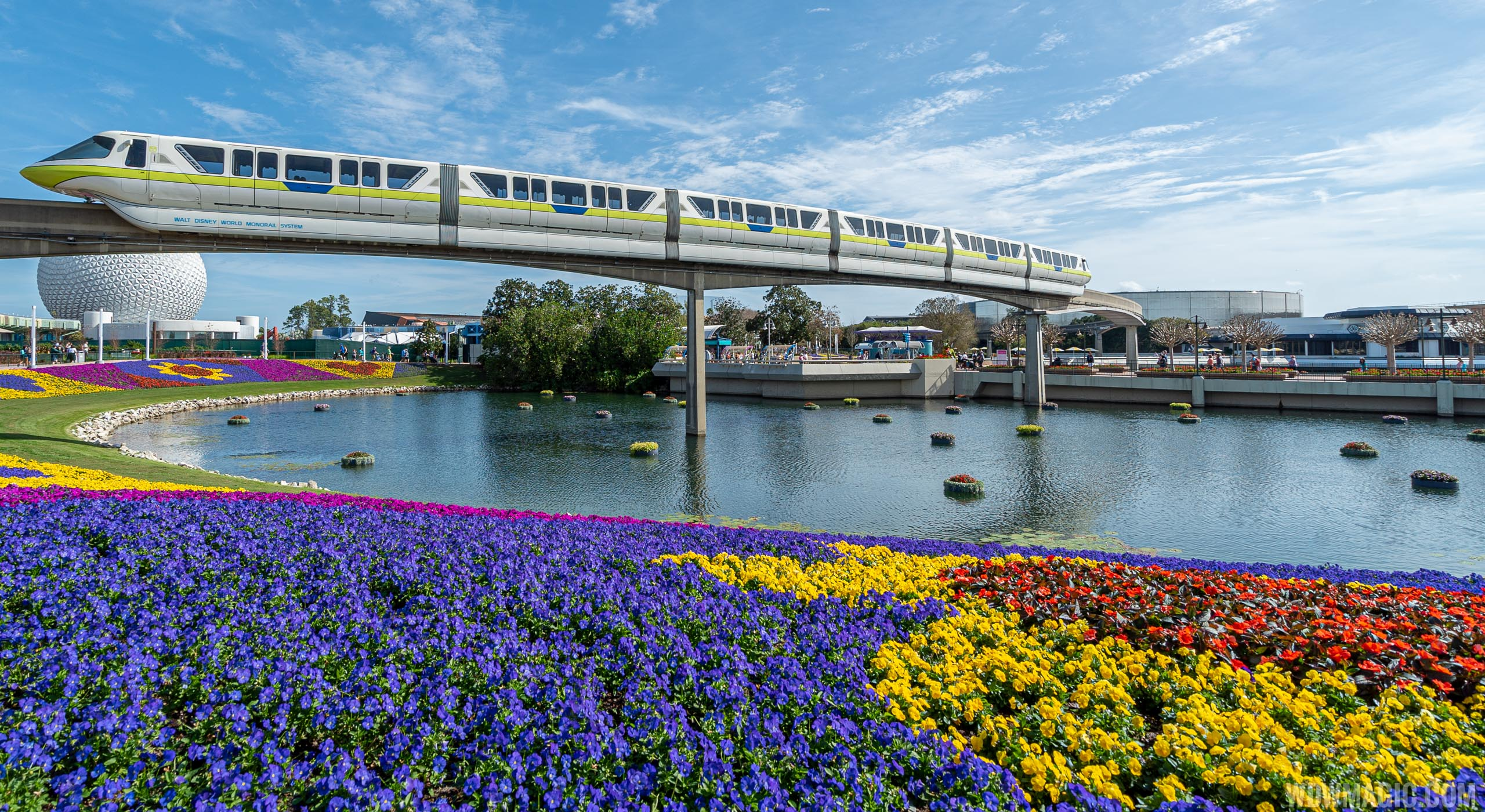 Tour the 2020 Epcot Flower and Garden Festival topiaries