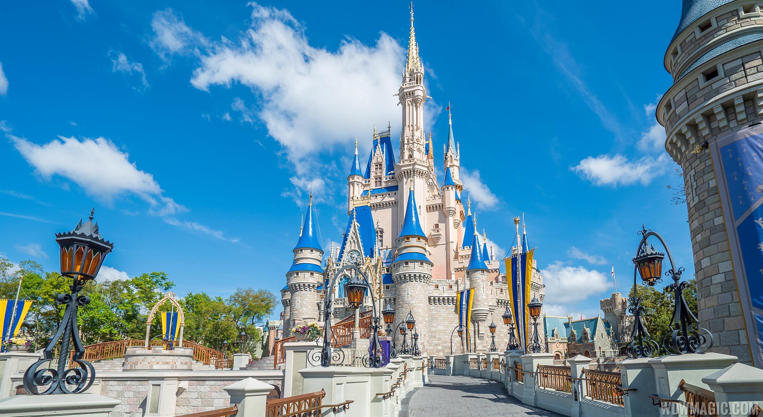 Walt Disney World theme parks will begin a phased reopening on July 11