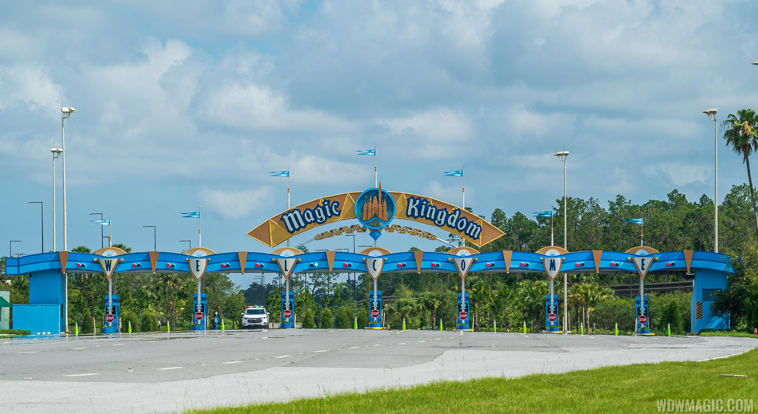 Latest on Walt Disney World COVID-19