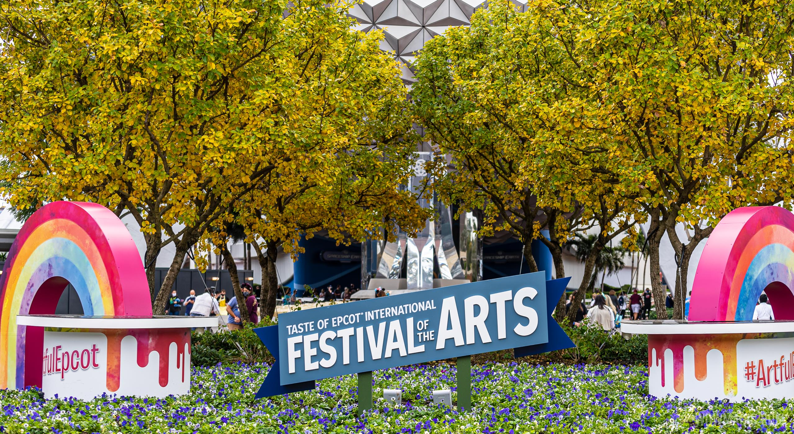 2021 EPCOT Festival of the Arts